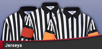 Officiating Jerseys
