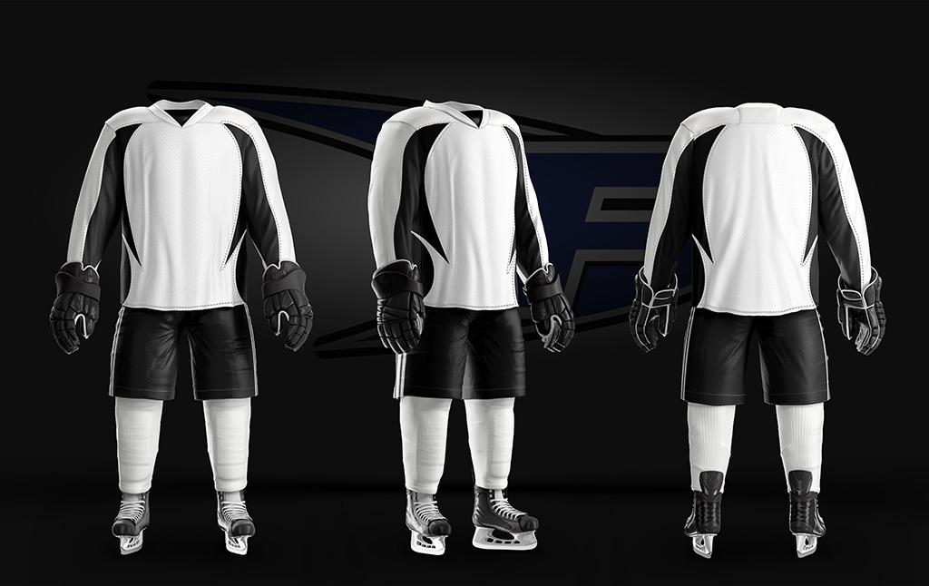 Core Jersey White
