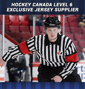 Hockey Canada Level 6 Exclusive Jersey Supplier