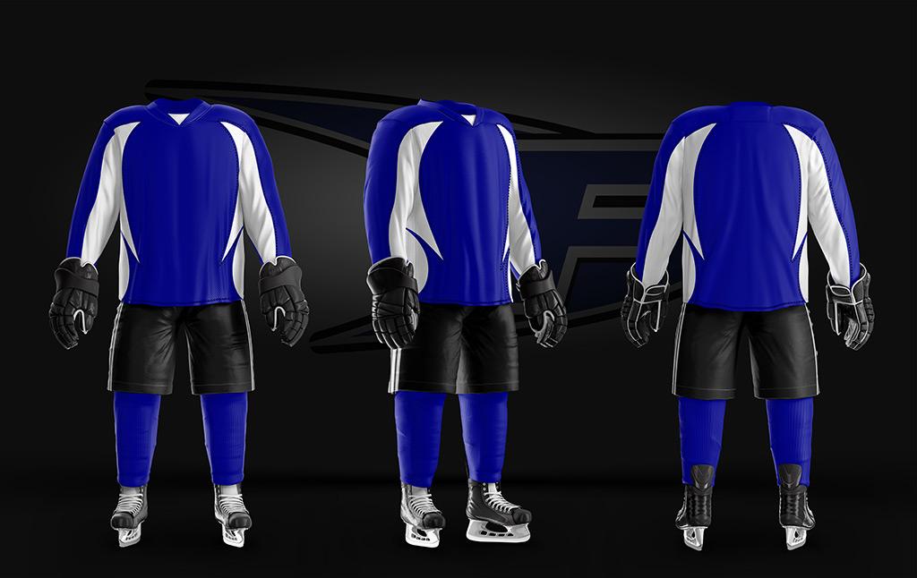 Core Jersey Blue