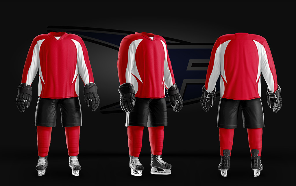 Core Jersey Red